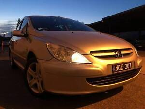 2003 Peugeot 307 (6 MONTH FRESH REGO-12 MONTH FREE WARRANTY-RWC) Yeerongpilly Brisbane South West Preview