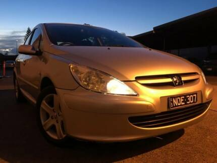 2003 Peugeot 307 (6 MONTH FRESH REGO-12 MONTH FREE WARRANTY-RWC)