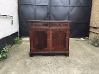 Solid wood cabinet •free delivery•