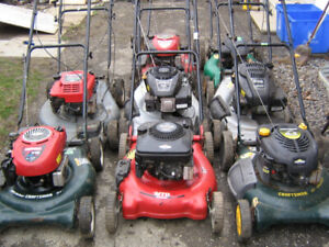 lawnmowers for sale