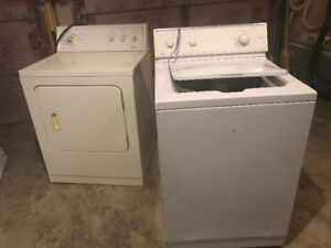 Maytag washer & Kenmore dryer for sale