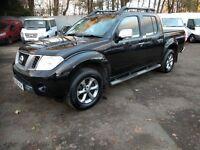 Nissan Navara PLATINUM D/CAB DCI 4X4 SPECIAL EDITION (black) 2012