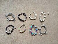 Pandora style bracelets !!