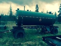 13000 liter double walled fuel tank