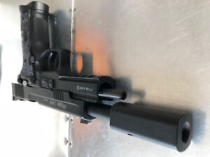 CO2 BB/Air PPK, MP5K, and P226 Toys