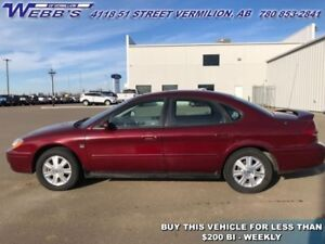 2005 Ford Taurus SEL  - Low Mileage