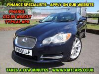 2009 Jaguar XF 3.0TD V6 Auto Luxury - Service Hist 8 Stamps - KMT Cars