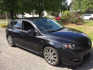 Mazdaspeed 3 2007 2.3L Turbo
