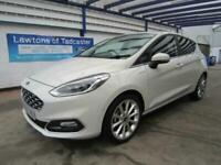 2020 Ford Fiesta 1.0 MHEV VIGNALE EDITION 125PS MILD HYBRID LOW MILEAGE HATCHBAC
