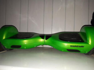 Hoverboard Swagway x1 par swagtron 280$