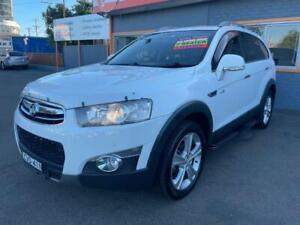 FINANCE FROM $47 PER WEEK* - 2013 HOLDEN CAPTIVA 7 LX CAR LOAN Hoxton Park Liverpool Area Preview