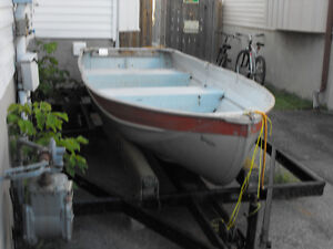 1996 Other 12 Ft Aluminum Boat by Sterling