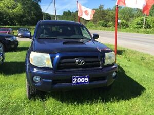 05 TACOMA TRD CERT TAXS WARRANTY ALL INCL IN PRICE 12656.00