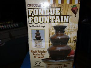 Chocolate Fondeau