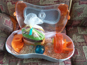 Cage for hamster or small animal