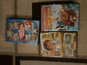 Kids movies and shows