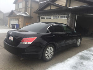 **2010 Honda Accord LX Sedan**