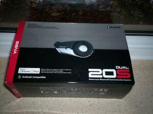SENA - 20S-01 - 20S Système de communication Bluetooth pour Moto