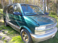 2001 Chevrolet Other LS Minivan, Van