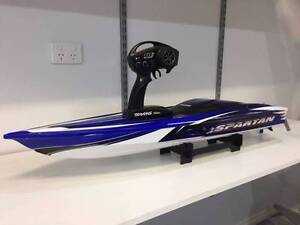 """Radio Controlled Boat - Traxxas Spartan Deep V Brushless 36"""" Beechboro Swan Area Preview"""