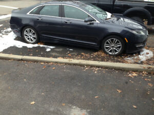 Lincoln MKZ 2013 ecoboost