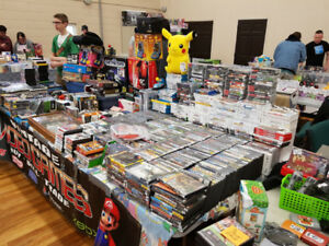 Oshawa Video Game Show Sunday November 3rd 2019