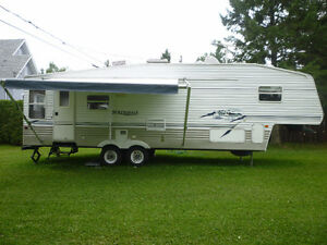Fifth Wheel Springdale 279 RL .