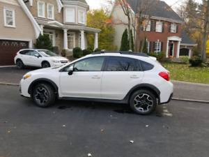 subaru crosstreck 2016 white manual 349/month