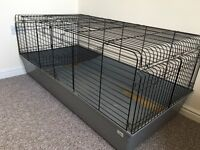 Large Indoor Rabbit Hutch x 2 for sale