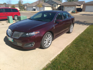 2011 Lincoln MKS Ecoboost AWD