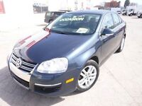 2007 Volkswagen Jetta 2.5L  PRET 100% APPROVER cuir-toit- mags