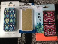 Brand new! 3 for $10 - iPhone 5/5S Cases