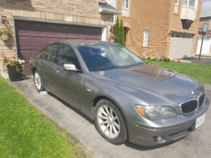 BMW 750i 2008 Parts Out