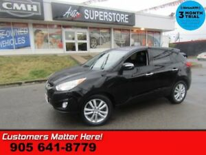 2012 Hyundai Tucson Limited  AWD NAV PREM-AUDIO CAM LEATH PANO-R