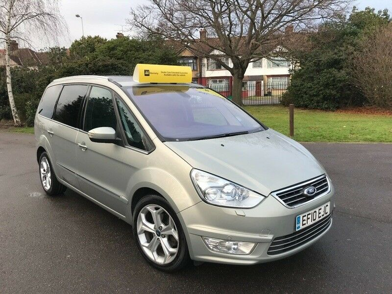 ford galaxy titanium 2 0tdci 163ps silver 2010 in ilford london gumtree. Black Bedroom Furniture Sets. Home Design Ideas