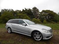 Mercedes E220 Cdi Blueefficiency Se Estate Automatic