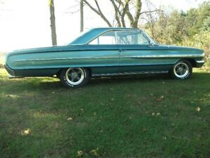 1964 Ford Galaxie 500 Sport Roof / - South Carolina Car