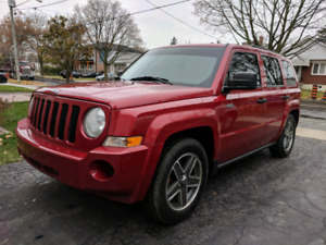 2009 Jeep Patriot sport Certified $3500