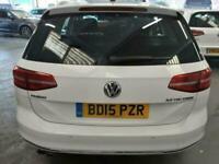 2015 Volkswagen Passat 2.0 TDI SCR 190 GT 5dr DSG (HALF LEATHER+SAT NAV) Auto Es