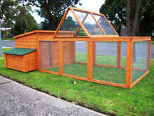 NEW Four Seasons Branded Chicken Coop and run - DIRECT TO PUBLIC! Scoresby Knox Area Preview