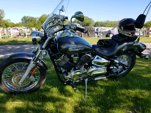 2010 1100 V-Star Custom