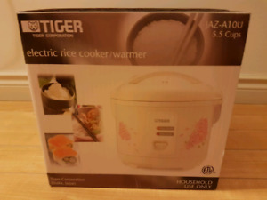 Tiger (Japan) electric rice cooker/warmer