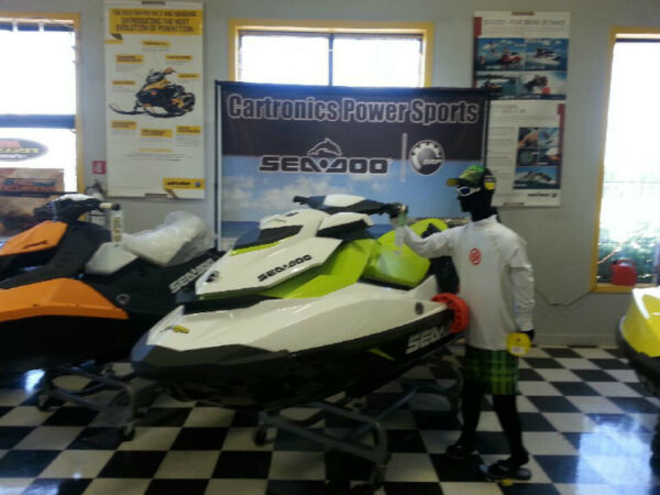 Used 2015 Sea Doo/BRP SEADOO, GTI,Sparks,GTX,Wakes,RXT, RXT X,RXP,RXP X