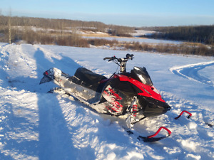2011 Ski Doo Backcountry Renegade