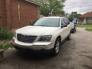 2006 Chrysler Pacifica 134000km Touring SUV, Crossover