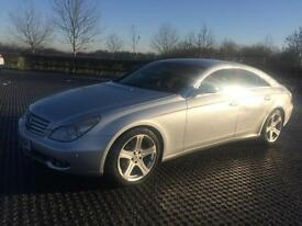2005 (PP) Mercedes-Benz CLS320 3.0CDi 7G-Tronic Full Mercedes History.
