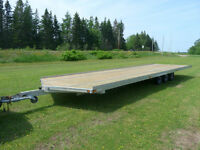 30ft High Country Aluminum Trailer