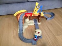 Thomas And Friends Take-n-Play Thomas at Pirate Cove