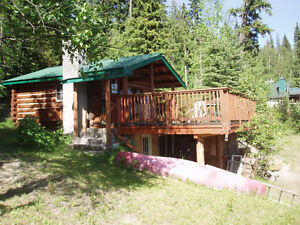 Lake Front Cabin - deeded
