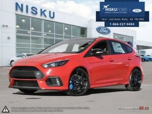 2018 Ford Focus RS RS  - Leather Seats